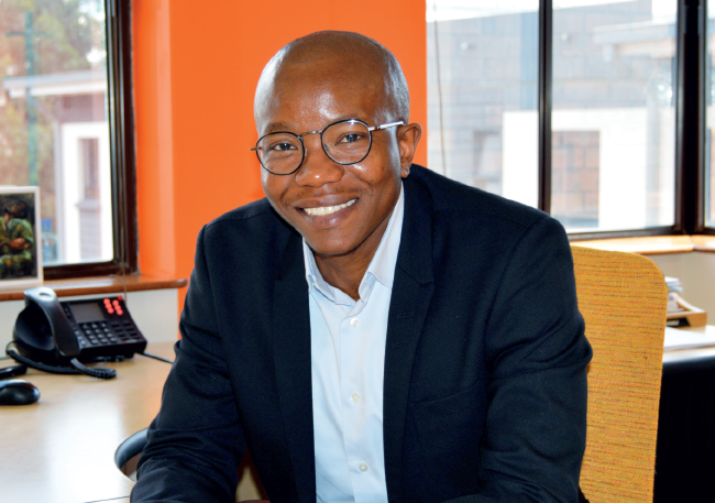 Masana managing director, Morena Sithole